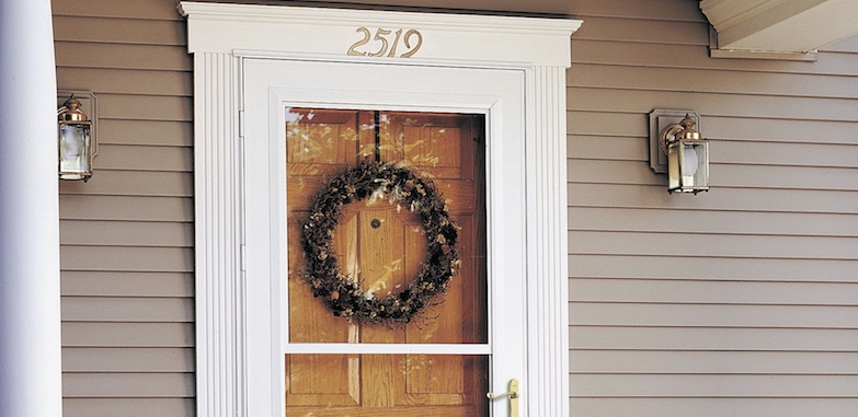 Fall Decor for your Pella Doors